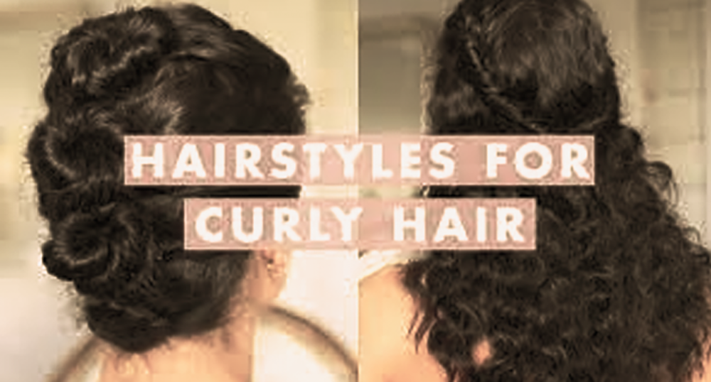 Curly Hairstyle